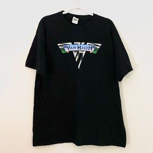 Van Halen Black Tee